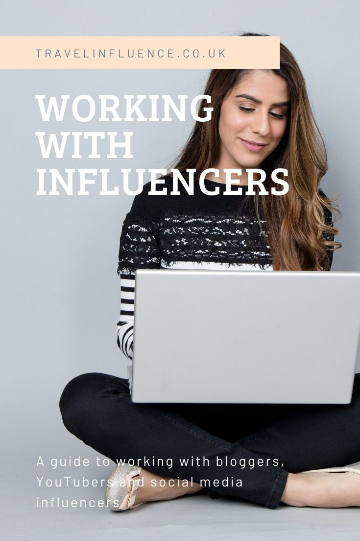 How to work with influencers to generate brand awareness using the authenticity of established travel bloggers, YouTubers & social media personalities #travel #influencer #relations #PR #marketing #digital #travelblogging #socialmedia #blogging #tips