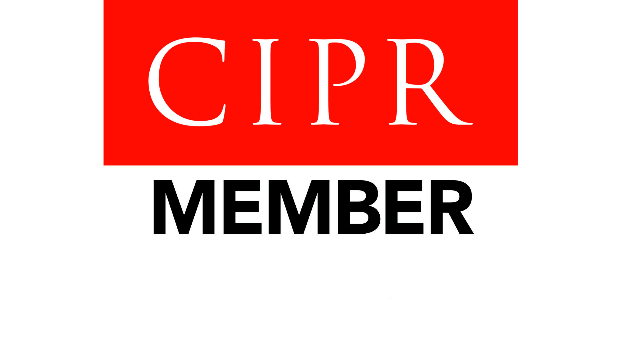Chartered Institute of Public Relations Member logo