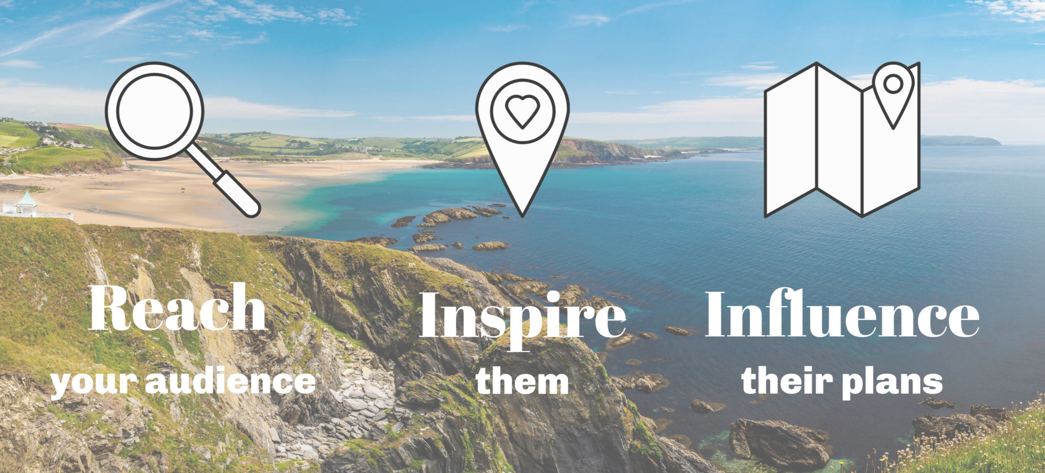 Travel Influence reach inspire influence
